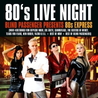 VERSCHOBEN - 80's LIVE NIGHT